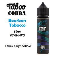 Жидкость Cobra - Bourbon Tobacco