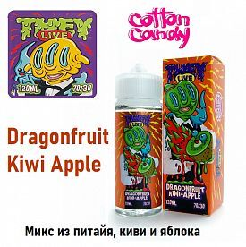 Жидкость They Live - Dragonfruit Kiwi Apple
