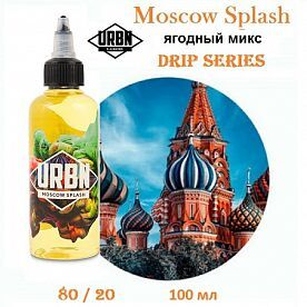 "Жидкость URBN DRIP SERIES ""Moscow Splash"" 100 мл"