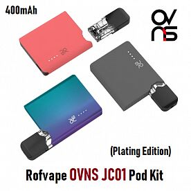 Rofvape OVNS JC01 Pod Kit 400mAh (Plating Edition)