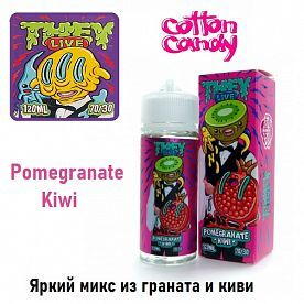 Жидкость They Live - Pomegranate Kiwi