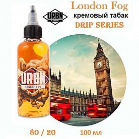 "Жидкость URBN DRIP SERIES ""London Fog"" 100 мл"