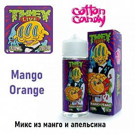 Жидкость They Live - Mango Orange