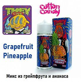 Жидкость They Live - Grapefruit Pineapple