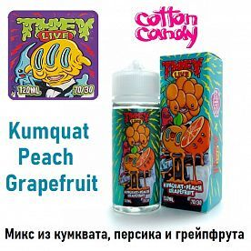 Жидкость They Live - Kumquat Peach Grapefruit