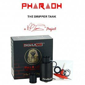 Pharaoh 25 Dripper Tank (оригинал)