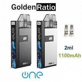 Onevape Golden Ratio Pod Starter Kit 1100mAh