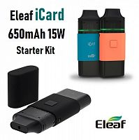 Eleaf iCard 650mAh Starter Kit