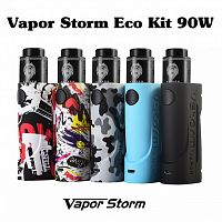 Vapor Storm ECO 90W RDA Kit (оригинал)