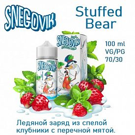 Жидкость Snegovik - Stuffed Bear 100мл