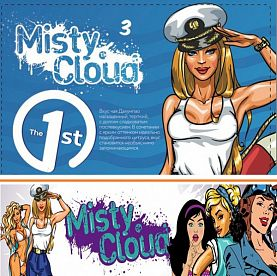 Жидкость Misty Cloud - THE FIRST