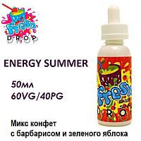 Жидкость Fresh Drop - Energy Summer (50ml)