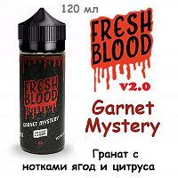 Жидкость Fresh Blood v2.0 - Garnet Mystery (120 мл)