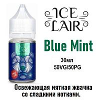Жидкость Ice Lair salt - Blue Mint 30мл.