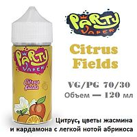 Жидкость Party Vaper - Citrus Fields (120 мл)
