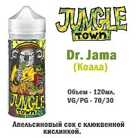 Жидкость Jungle Town - Dr. Jama (Коала) (120мл)