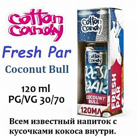 Жидкость Fresh Par - Coconut Bull (120ml)