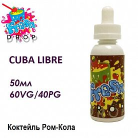 Жидкость Fresh Drop - Cuba Libre (50ml)