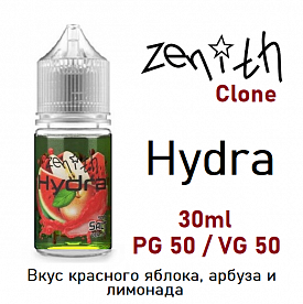 Жидкость Zenith salt (clone) - Hydra 30ml