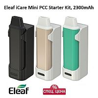 Eleaf iCare Mini PCC Starter Kit, 2300mAh