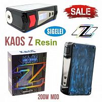 Sigelei Kaos Z 200W Mod Resin Version