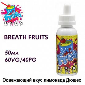 Жидкость Fresh Drop - Breath Fruits (50ml)