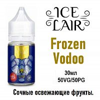 Жидкость Ice Lair salt - Frozen Vodoo 30мл.