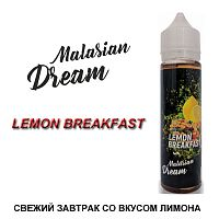 Жидкость Malasian Dream - Lemon Breakfast