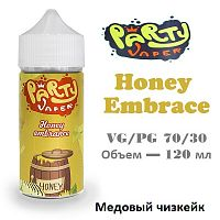 Жидкость Party Vaper - Honey Embrace (120 мл)