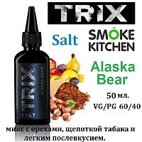 Жидкость Trix Salt - Alaska Bear 50 мл