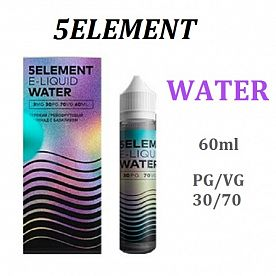 Жидкость 5element - WATER (60ml)
