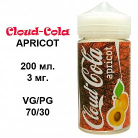 Жидкость Cloud-Cola - Apricot
