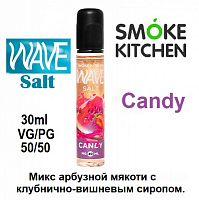 Жидкость Smoke Kitchen Wave Salt - Candy (30мл)