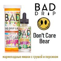 Жидкость BAD DRIP - Don't Care Bear (60 мл)
