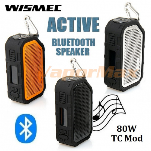 Wismec Active Bluetooth Music mod 2100mAh