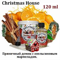 Жидкость Daily Vape - Christmas House (120 мл)