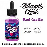 Жидкость Blizzard Cloud - Red Castle (60мл)