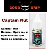 Ароматизатор Gooddrip - Captain Nut