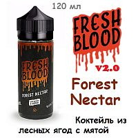 Жидкость Fresh Blood v2.0 - Forest Nectar (120 мл)
