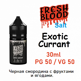Жидкость Fresh Blood Salt - Exotic Currant 30мл