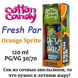 Жидкость Fresh Par - Orange Sprite (120ml)