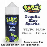 Жидкость Party Vaper - Tequila Blue Sparks (120 мл)