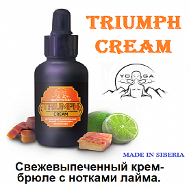 "Жидкость YOGA ""Triumph Cream"""