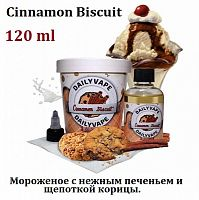 Жидкость Daily Vape - Cinnamon Biscuit (120 мл)