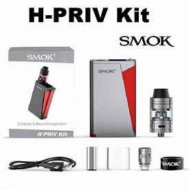 Smok H-Priv 200W Kit