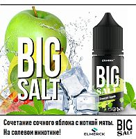 Жидкость Big SALT -  Freezer Apple 30мл.