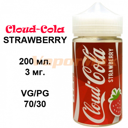 Жидкость Cloud-Cola - Strawberry