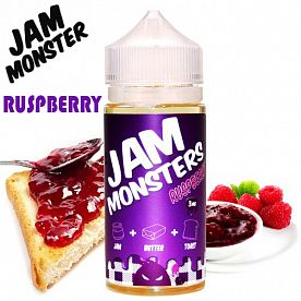 Жидкость Jam Monsters - Ruspberry (clone premium)