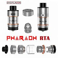 Digiflavor Pharaoh RTA (оригинал)
