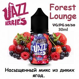 Жидкость Jazz Berries Salt - Forest Lounge (30мл)